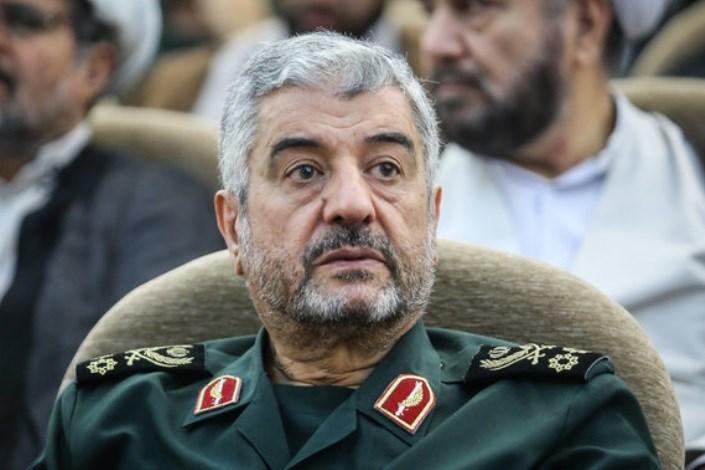 محمد علی جعفری فرمانده کل سپاه