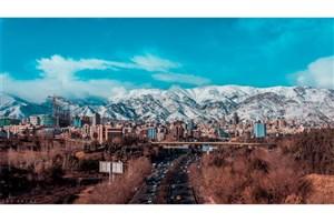 21 درصدی بارشهای استان تهران نسبت به سال گذشته کاهش یافت