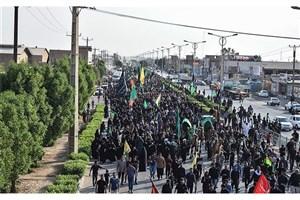 حمیدیه  ،مسیر زائران اربعین و راهیان نور/ زیرساختهای گردشگری در حمیدیه توسعه مییابد