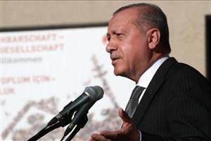 اردوغان: بین داعش و پ.ک.ک فرقی وجود ندارد
