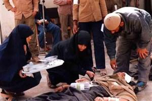 جلوه های ایثار زنان ایران اسلامی در هشت سال دفاع مقدس