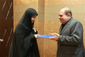 انتصاب سرپرست جدید اداره کل جذب هیأت علمی دانشگاه آزاد استان تهران