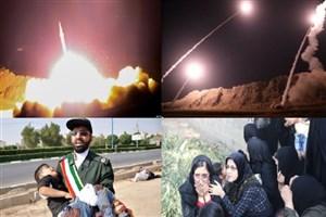 بازتاب حمله موشکی سپاه به مقر تروریست ها در رسانه های عربی