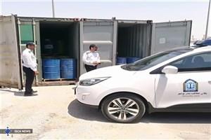 کشف ۱۳۵ هزار لیتر سوخت قاچاق در بوشهر