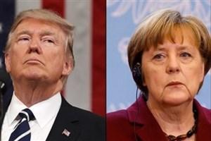 «مرکل» به «ترامپ» هشدار داد