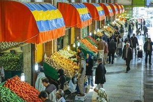 یک بازار میوه و تره بار برای هر 12 هزار خانواده تهرانی