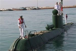 ۲ زیردریایی کلاس غدیر به ناوگان نیروی دریایی ارتش الحاق شد