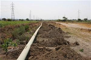 ارسال ۷۰۰ متر خط لوله گاز به استان سیل زده گلستان
