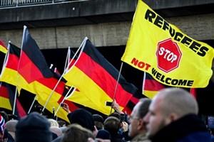 اعتراضات مردم آلمان به سیاست های مهاجرتی دولت
