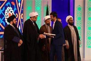 پرونده رقابت در رشته تفسیر قرآن ویژه برادران با اهدای جوایز بسته شد+عکس