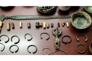 کشف و ضبط 13 شیء تاریخی در شهرستان باوی/ 6 حفار غیرمجاز در لالی دستگیرشدند