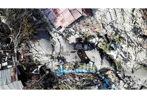 افزایش شمار تلفات زلزله اندونزی