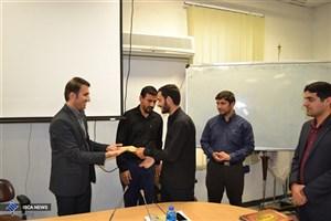 فرمانده حوزه بسیج دانشجویی دانشگاه آزاد اسلامی واحد دزفول معرفی شد.