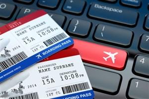 نرخ بلیت پروازهای داخلی کاهش یافت