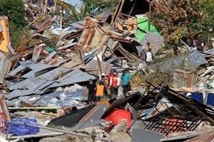 افزایش تلفات سونامی اندونزی به 1558 نفر