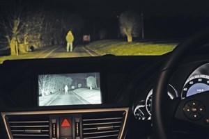 هرآنچه باید درباره فناوری «نایت ویژن» خودروها بدانید