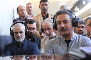 حضور سردار سلیمانی در پروژه «23 نفر»