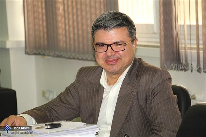 دکتر سید مظفر میربرگ کار معاون پژوهشی واحد رشت