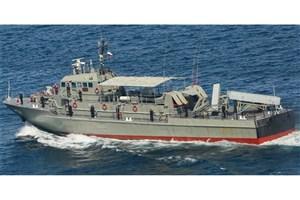 ناو موشکانداز «کنارک» به منطقه سوم نیروی دریایی ارتش الحاق شد