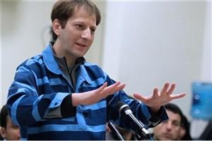 بابک زنجانی در زندان است