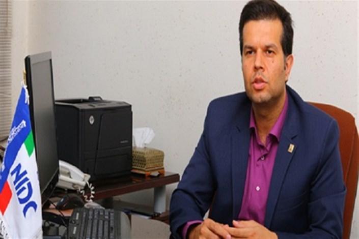 عبداللهی معاون مدیریت پژوهش، فناوری و مهندسی ساخت شرکت ملی حفاری ایران