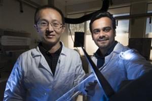 تسهیل تولید موبایل تاشو با نیمه رسانایی از مواد ارگانیک