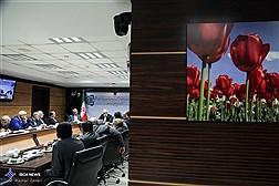 مراسم معارفه معاون توسعه مدیریت و منابع دانشگاه آزاد اسلامی