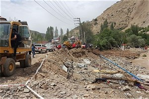 گاز ۶۲۰ خانوار سیلزده استان گیلان وصل شد