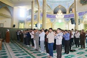 دستورالعمل اجرایی ترویج و توسعه فرهنگ اقامه نماز در دانشگاه آزاد اسلامی ابلاغ شد