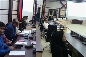 دوره های آموزشی استاندارد ISO/IEC در دانشگاه آزاد اسلامی برگزار شد