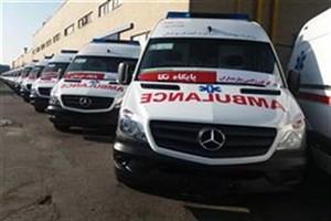 توضیح وزارت بهداشت درباره خسارات به اورژانس تهران در حوادث روز گذشته