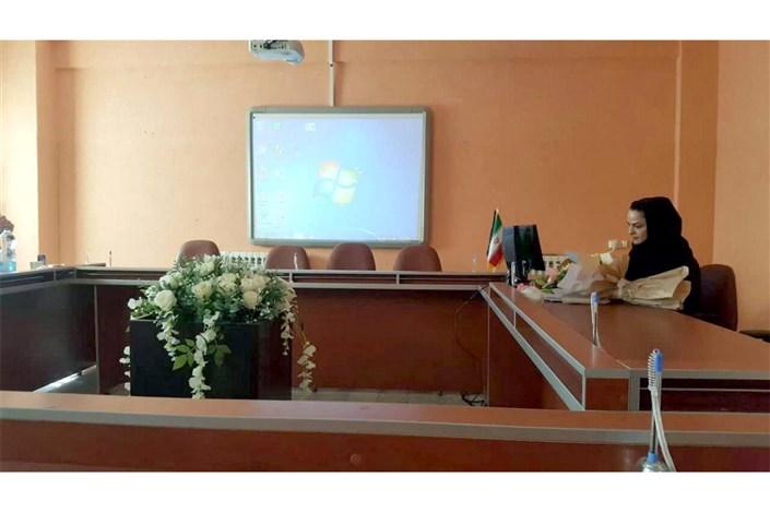 دفاع اولین دانش آموخته رشته روانشناسی در مقطع دکتری در واحد اردبیل
