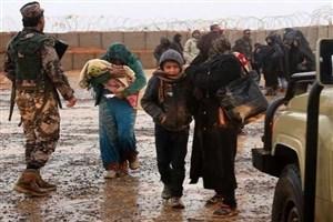 وخامت شدید اوضاع انسانی در اردوگاه آوارگان رکبان در سوریه