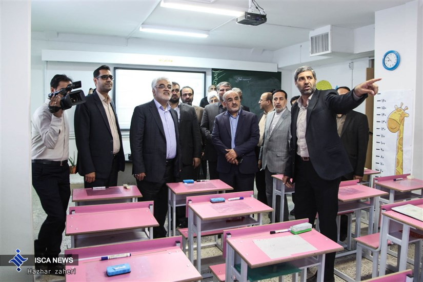 آغاز سال تحصیلی واحدهای دانشگاه آزاد اسلامی - کاشان