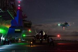 ارتش آمریکا پرواز اف 35 را متوقف کرد