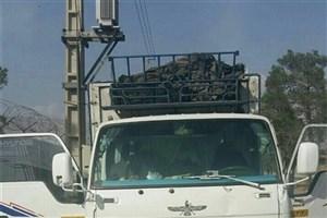 دلیل مرگ راننده خاور چه بود؟ + عکس