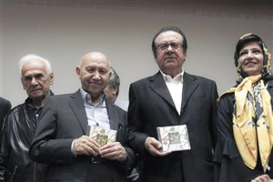 آلبوم «حافظخوانی» در فرهنگسراینیاوران رونمایی شد