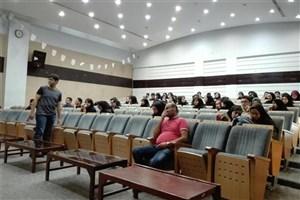 اکران فیلم نگار در دانشگاه آزاد اسلامی واحد تهران مرکزی