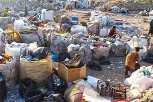 خرید و فروش  زباله در حومه تهران