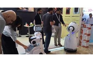 عرضه سخت افزارهای ساخت ایران در نمایشگاه فناوری دبی
