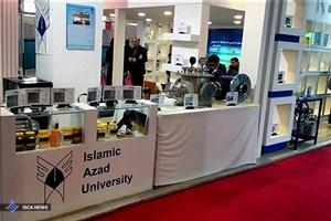 30 محصول فناورانه دانشگاه آزاد شیراز در نمایشگاه فناوری نانو