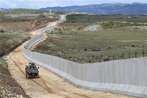 ساخت سومین دیوار مرزی طولانی جهان توسط ترکیه در مرز ایران و سوریه