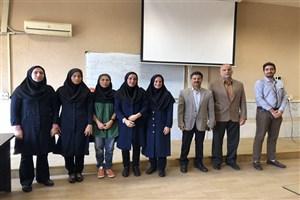 هیات رئیسه انجمن علمی تربیت بدنی دانشگاه آزاد اسلامی واحد رشت مشخص شدند