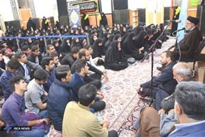 آیت الله رئیسی در دوره آموزشی تشکیلاتی حیات طیبه شمال شرق کشور سخنرانی کرد