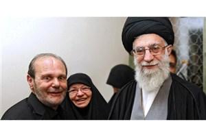 حضور نماینده دفتر حفظ و نشر آثار رهبر انقلاب در منزل «مادر حزب الله»