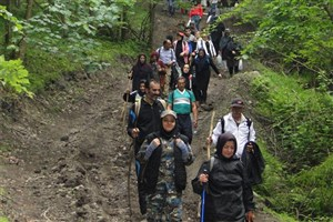 ترویج  و فرهنگسازی  گردشگری بدون آسیب رسانی به طبیعت