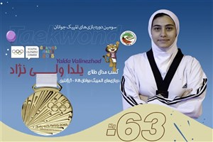 Karaj SAMA IAU Student Shines in 2018 Youth Olympic Games