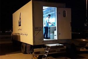 آغاز بهکار خدماترسانی وزارت نیرو به زائران اربعین حسینی