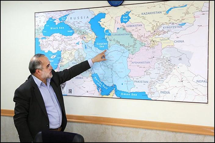 حسین عاشوری قائم مدیرعامل شرکت راهآهن