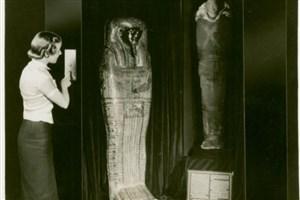 حضور مومیایی در نمایشگاه جهانی نیویورک